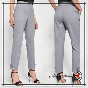 Ted Baker London Nadaet Bow Detail Trousers